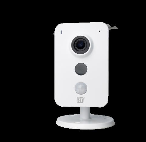 Видеокамера ST-712 IP PRO D POE 2,8mm (соответствует 100° по горизонтали)